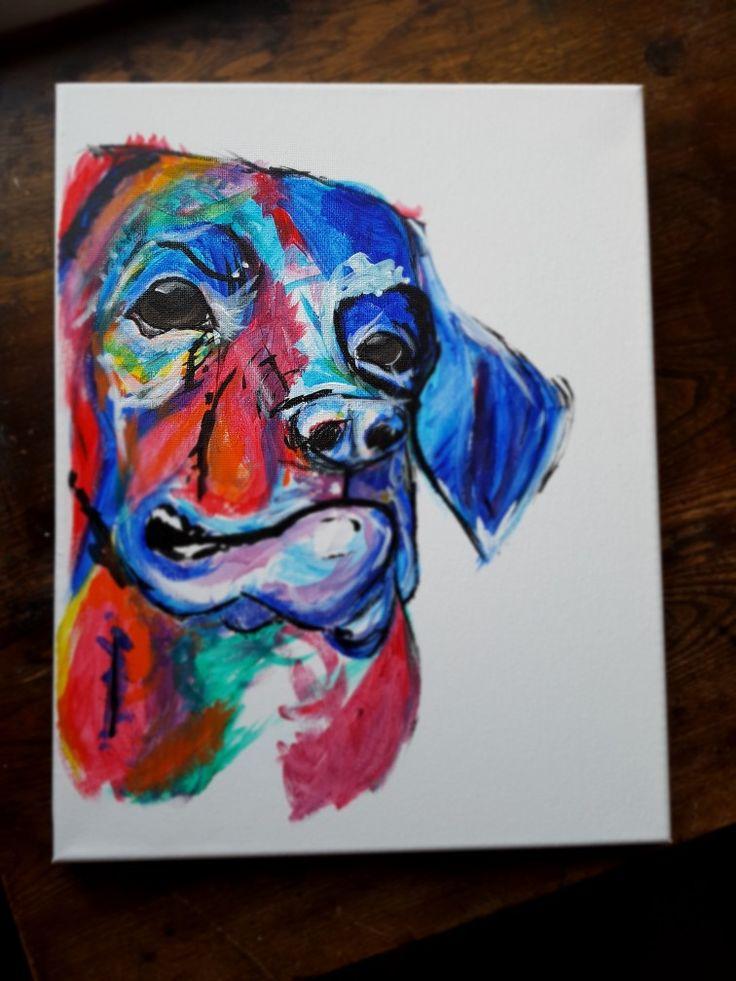 Acrylic Paintings by Emily Haggberg Art