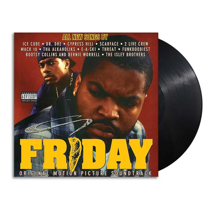 Lazy Labrador Records - Friday (Ice Cube) Original Motion Picture Soundtrack · 2xLP · Black 180 Gram · Lenticular Cover, $38.99 (http://lazylabradorrecords.com/friday-ice-cube-original-motion-picture-soundtrack-2xlp-black-180-gram-lenticular-cover/)