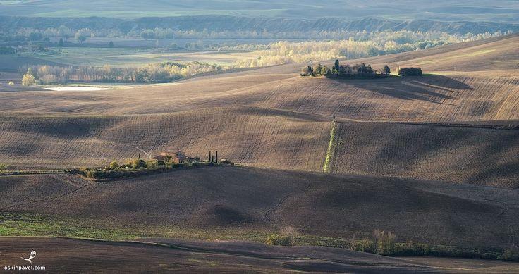 #193. Hills. Tuscany. Italy. - http://www.oskinpavel.com/