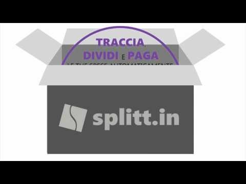 """Stress risparmiato, amicizie salve!"" > Splitt.in Traccia. Dividi. Paga. http://splitt.in/ From @InnovLab #Startup"