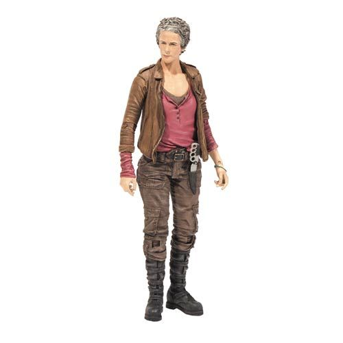 Walking Dead TV Series 6 Carol Peletier Action Figure - McFarlane Toys - Walking Dead - Action Figures at Entertainment Earth
