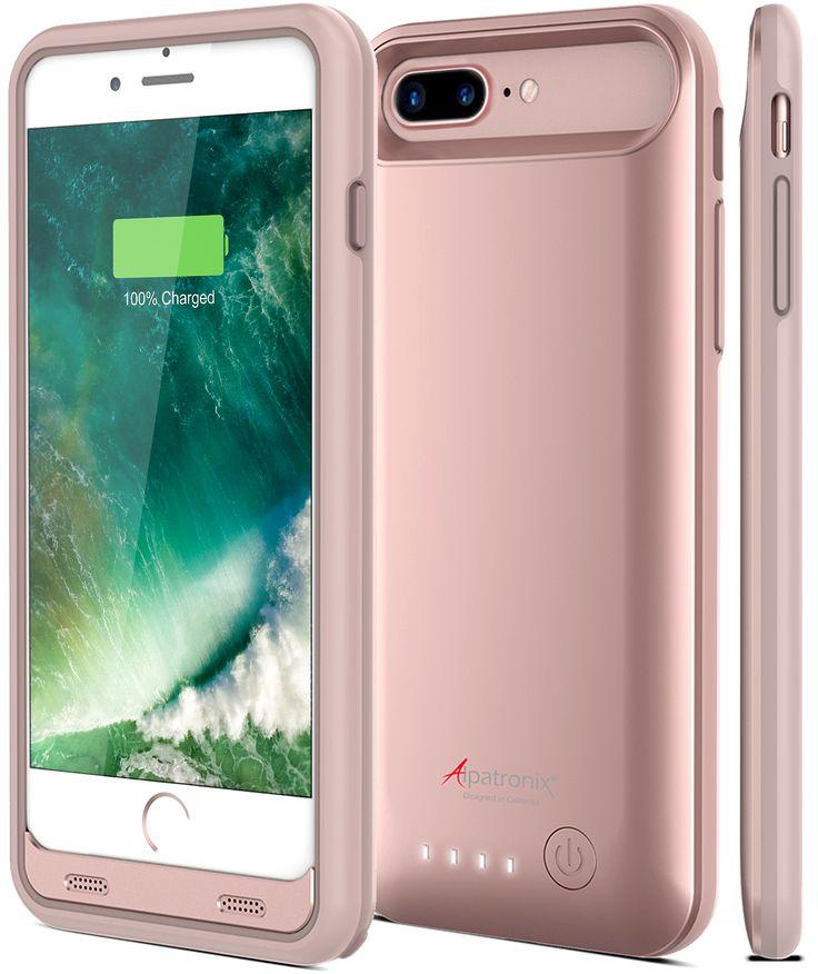 Alpatronix BX170plus 4000mAh [Apple Certified Chip] iPhone 7 Plus Battery Charging Case