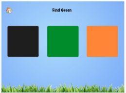 Teach your child colours
