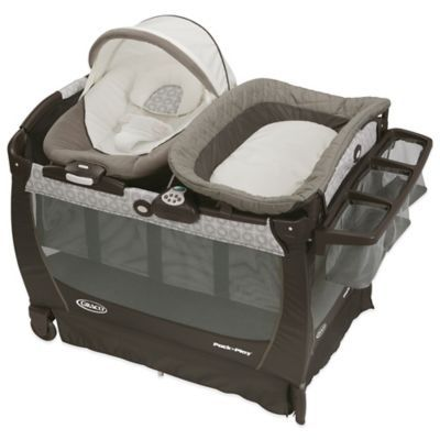 Graco® Pack 'n Play® Playard Snuggle Suite LX in Abbington™ - BedBathandBeyond.com