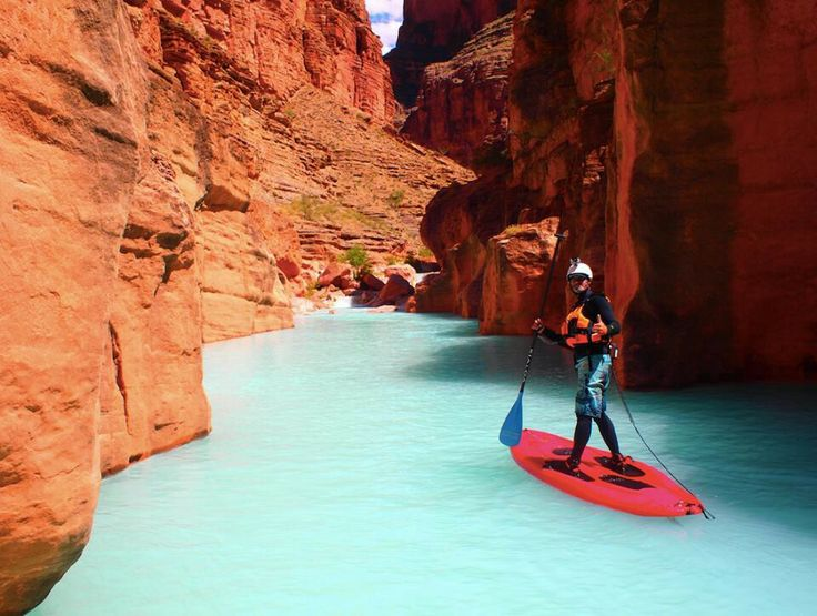 Arizona Is A Beautiful Place To Paddle Awesome Picture