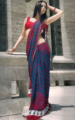 Unique Designer Sarees, Exclusive Indian Bridal Wear, Indian Wholesale Sarees, Indian Georgette Sarees