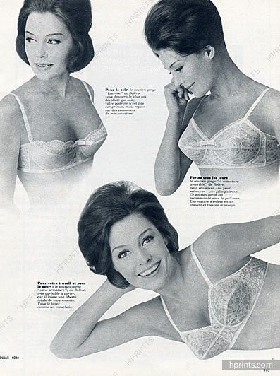 1950er Jahre Stil spitzen BH Fetisch