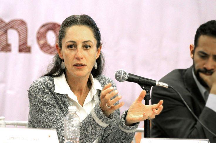Indispensable innovación tecnológica para el desarrollo económico de la ciudad: Claudia Sheinbaum