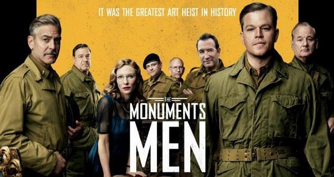 :: The Monuments Men: Berburu Harta Karun di Tengah Perang :: CLEO.co.id! ::
