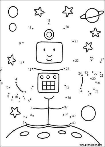UNIR LOS PUNTOS REPASAR NUMEROS - Todo Matemáticas - Picasa Webalbumok