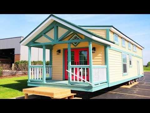 Stunning A Big Tiny House On Wheels Called The Dee Dee By Titan