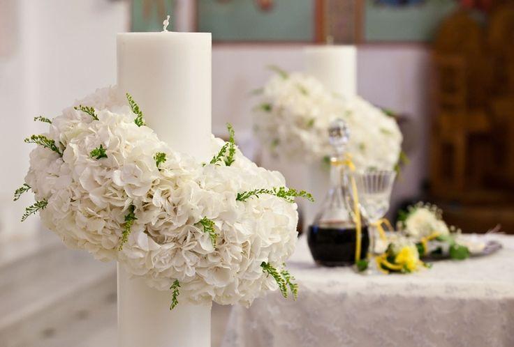 lambades decoration  in athens wedding