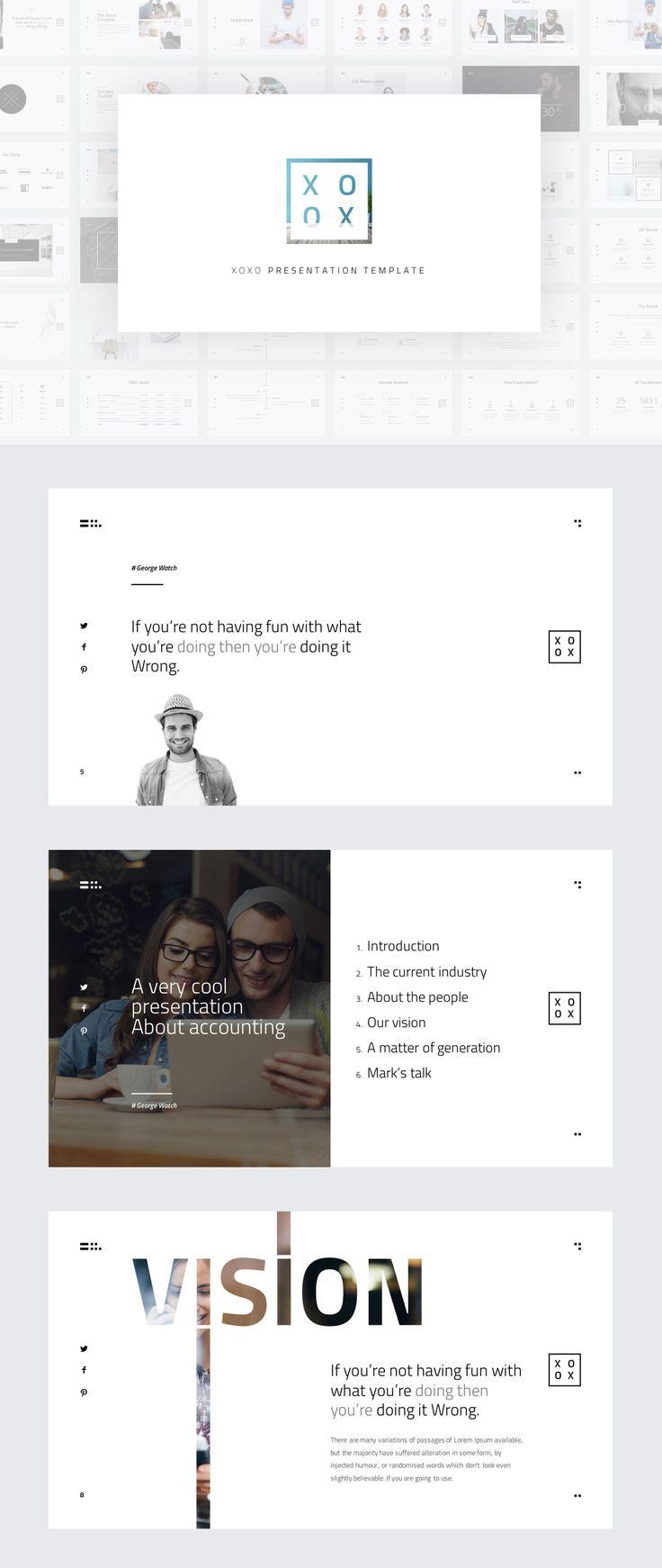 100+ Unique Keynote & Powerpoint slides