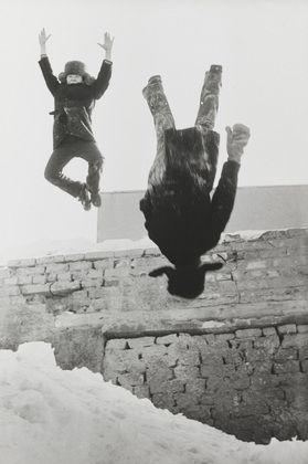 Valery Shchekoldin. Moscow. 1980
