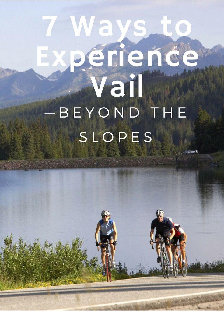 Beyond the slopes. #Vail #Ski #Winter