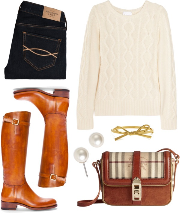 """""""Almost Winter..."""" by classically-preppy ❤ liked on Polyvore"""