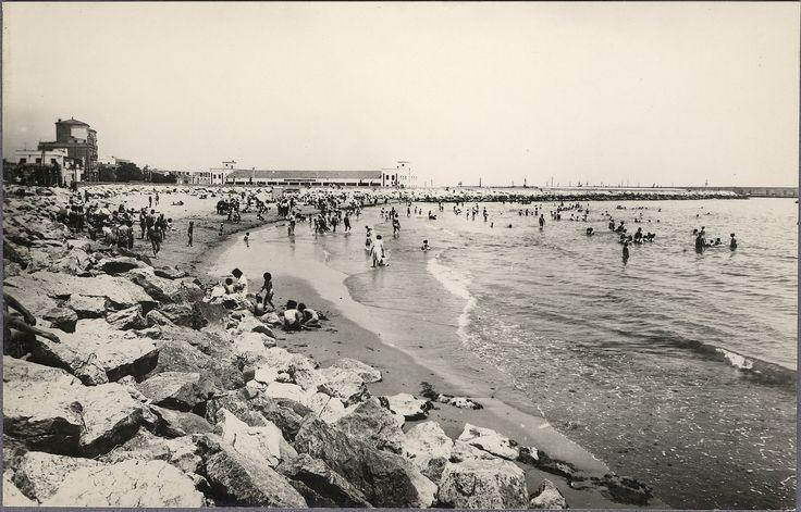 Playa de Benicarló, vista general