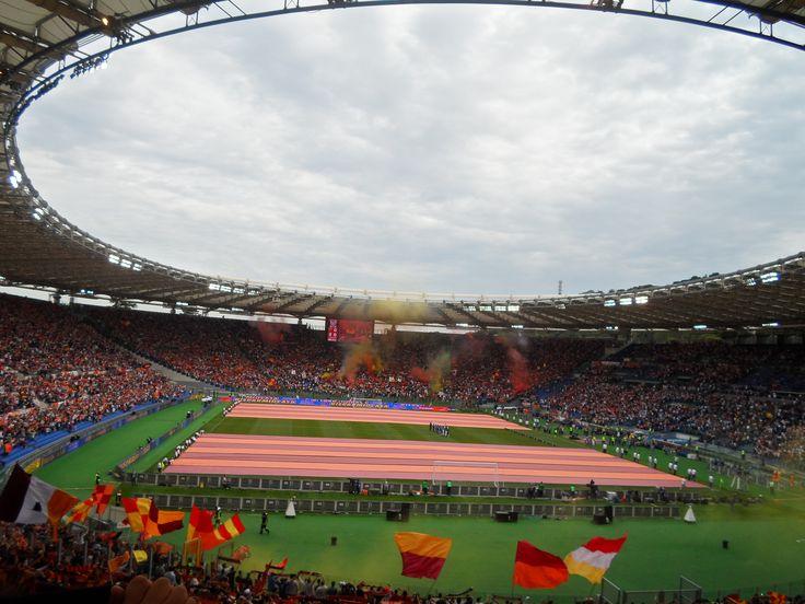 AS Roma v Juventus - Stadio Olimpico