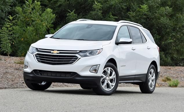 Ratings And Review The 2020 Chevrolet Equinox Is A Good Crossover