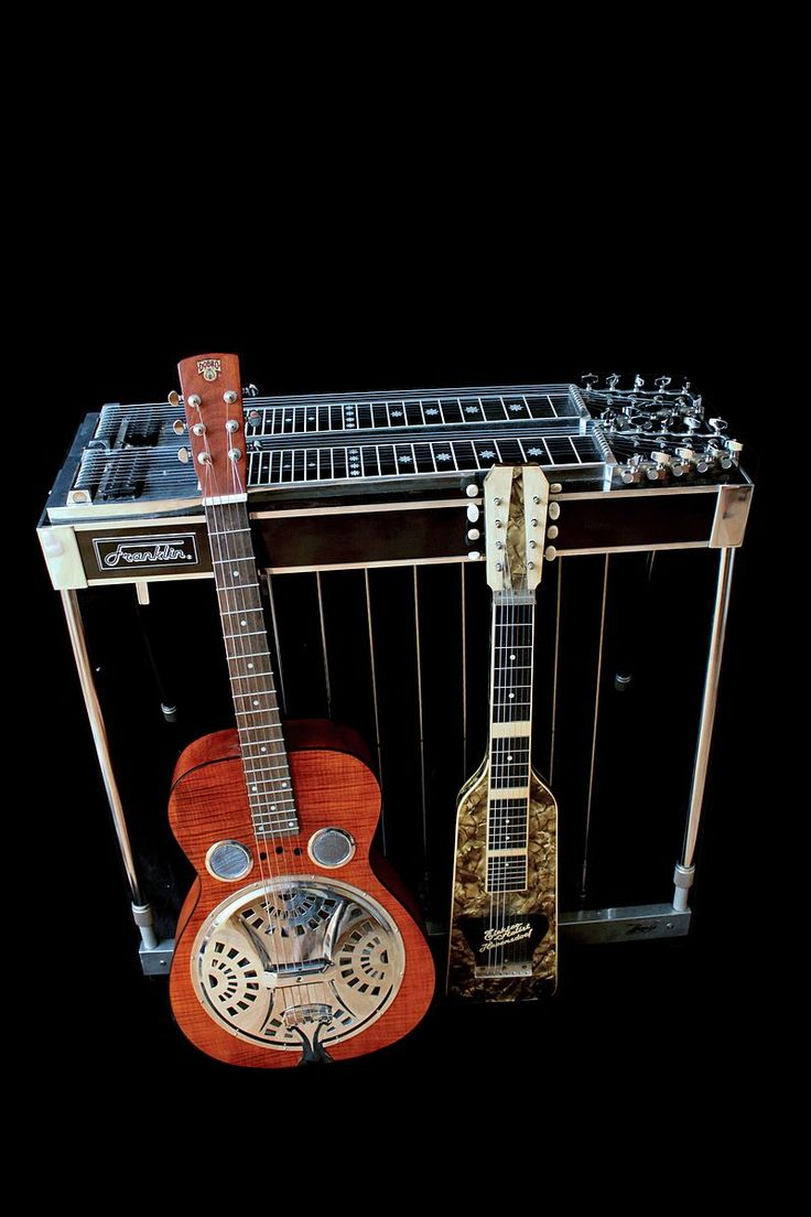 Image illustrative de l'article Pedal steel guitar