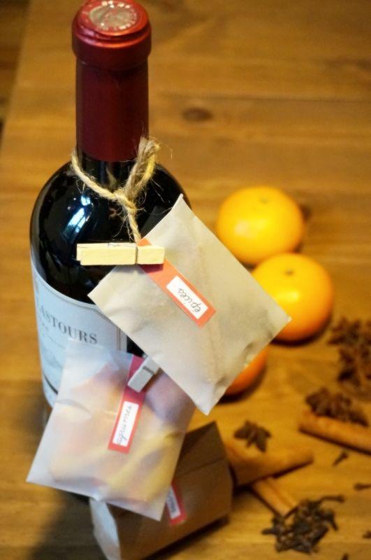 Un kit pour vin chaud