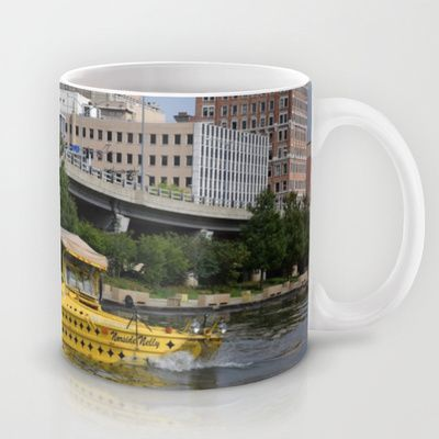 Pittsburgh Tour Series - Ducky Tour Boat by Sarah Shanely Photography $15.00