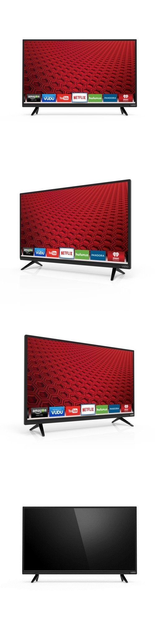 Home Audio: New Vizio E32h-C1 32-Inch 720P Smart Led Tv -> BUY IT NOW ONLY: $217.95 on eBay!