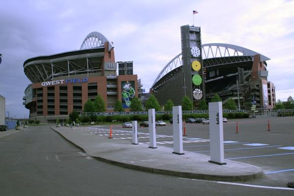 Blink - EV Pedestal Chargers