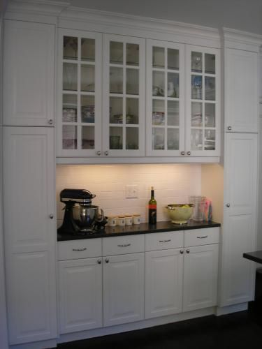 109 best new kitchen images on pinterest contemporary kitchens home ideas and cleaning on kitchen hutch id=42757