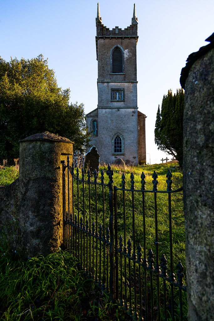 Abandoned Rathaspeck Church | County Wexford, Ireland | Paul Mullins | Flickr - Photo Sharing!