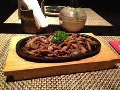 Como fazer shimeji com alho-poró