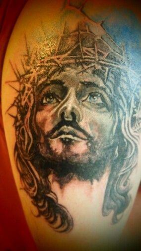 Tattoo jesus