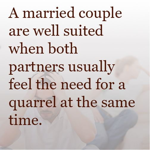 #matrimonymangtaa Fighting in marriage, always brings married couple one step closer. Do you agree?