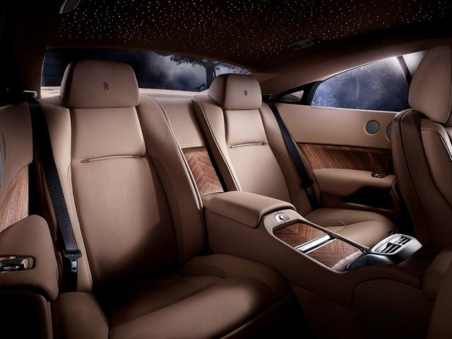 Rolls Royce Wraith.  A stunning interior complimented with a full panoramic roof to help appreciate a beautiful London evening.   Only the best will do.  Chauffeur and self drive specialist. London, Mayfair.   wwwOpulentlyDriven.com