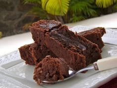 Brownies au Thermomix