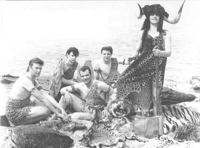 Screaming Lord Sutch & The Savages in the 60's