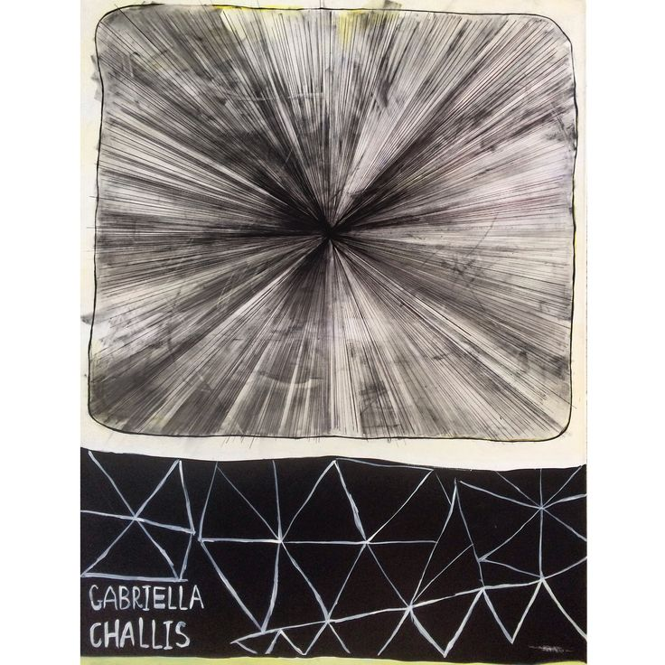 "Gabriella Challis | ""Untitled"" (Dec 2014) 