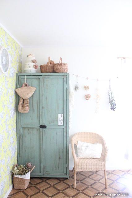 第190回:心ときめく場所に 部屋作りを楽しむ日々|マネしたい!素敵なお部屋紹介|アイリス収納・インテリア ドットコム