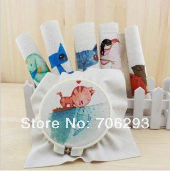 Goedkope Stof, koop rechtstreeks van Chinese leveranciers: Materiaal: linnen katoenVerpakking: mix van 7 stuks verschillende ontwerpen van stof collectie als afbeelding weergegevenDimensie: elke 20x20cm.Groothandel is welkom, als u meer info
