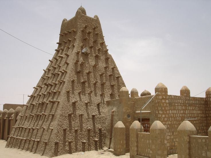 Sankore Mosque is known as the University of Sankoré, or Sankore Masjid. It is one of three ancient centers of learning located in Timbuktu, Mali.