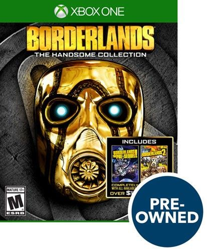 Borderlands: The Handsome Collection - PRE-OWNED - Xbox One - Larger Front