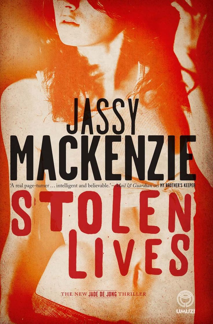 Stolen Lives by Jassy MacKenzie. This second in the Jade de Jong series is a crime novel about human trafficking and is set at Teasers, Johannesburg.