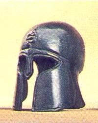Corinthian Helmet. Precusor to Darth?