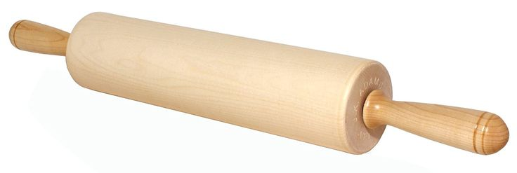 J.K. Adams Patisserie Maple Wood Rolling Pin, 12-inches by 2-3/4-inches ^^ To view further, visit : Baking Accessories