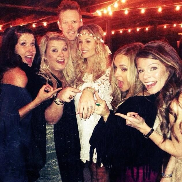 BK And BCole Styled Weddingso Gypsy So Perfect Friends Girls Kaitlin