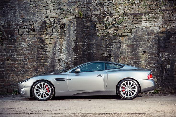 2002 Aston Martin Vanquish - Silverstone Auctions
