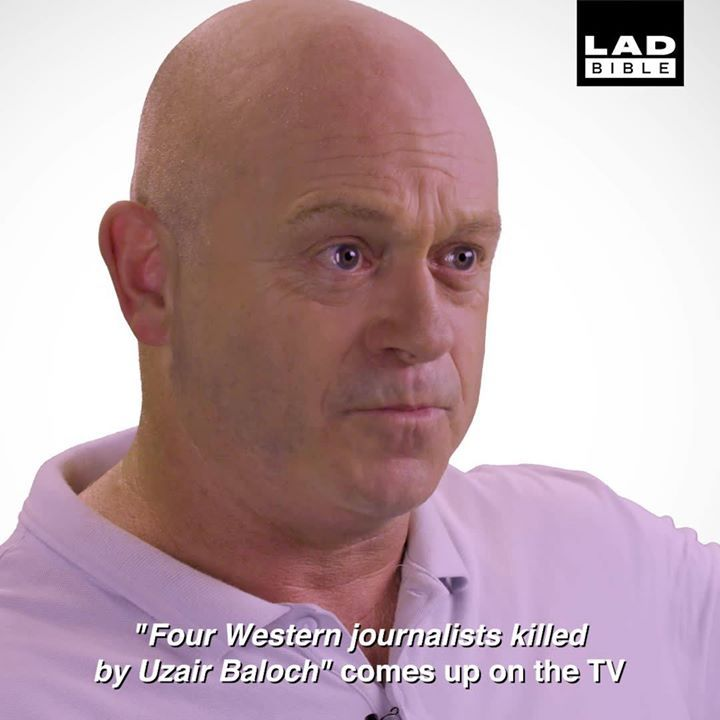 Ross Kemp TV shares his near-death experience in unpoliced Pakistan. Coming unde...