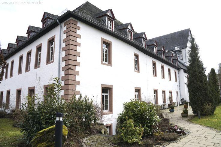 Auszeit vom Alltag: Mein Tipp ist das Hotel Augustiner Kloster in der Eifel. Hervorragend geeignet für Wandern, Wellness, nett essen & gepflegtes Nichtstun.