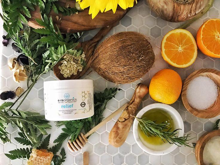 Fresh, natural ingredients