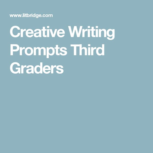 a creative essay of being in 3rd grade Distribute copies of outlining essays (grades 3-6) student reproducible (pdf) have students complete their outlines in preparation for writing an essay in lesson 2 have students complete their outlines in preparation for writing an essay in lesson 2.
